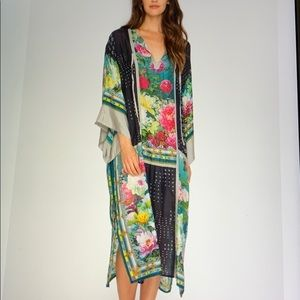 Camuba heaven kimono dress nwt